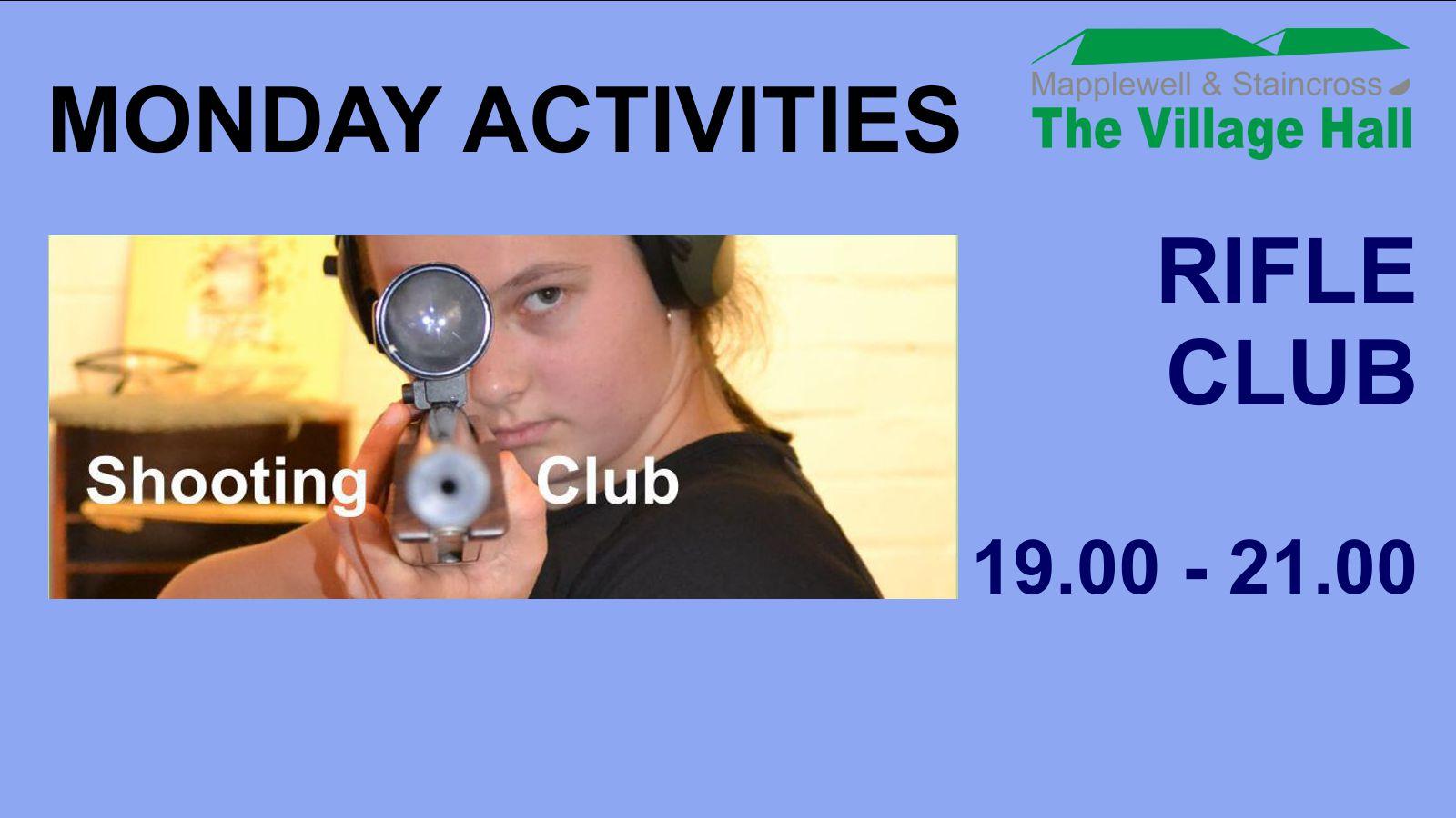 (C) Nick Hibberd - Shooting Club