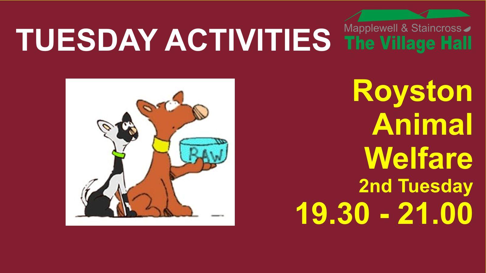 (C) Nick Hibberd - Royston Animal Welfare