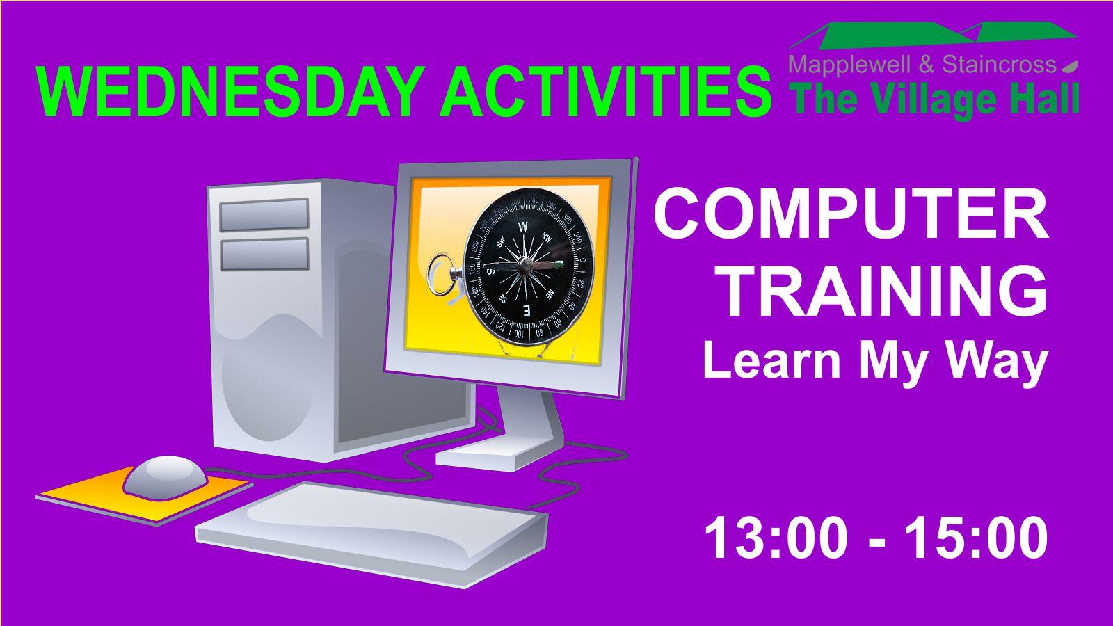 (C) Nick Hibberd - Computer Training