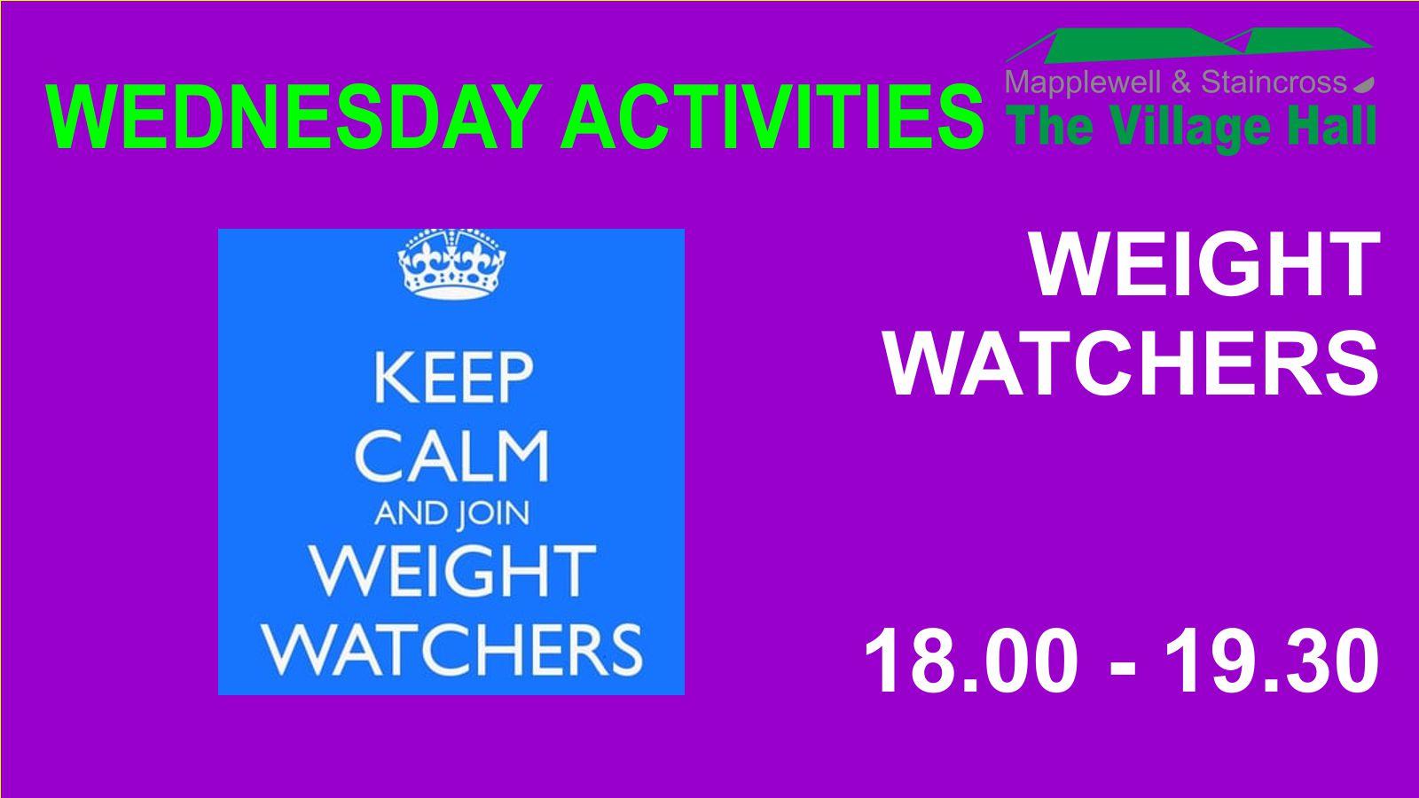 (C) Nick Hibberd - Weight Watchers