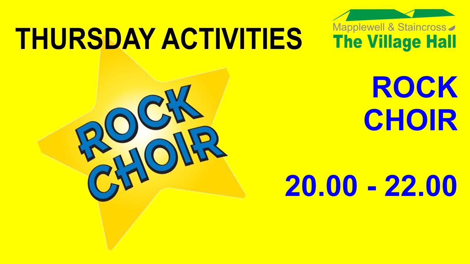 (C) Nick Hibberd Rock Choir