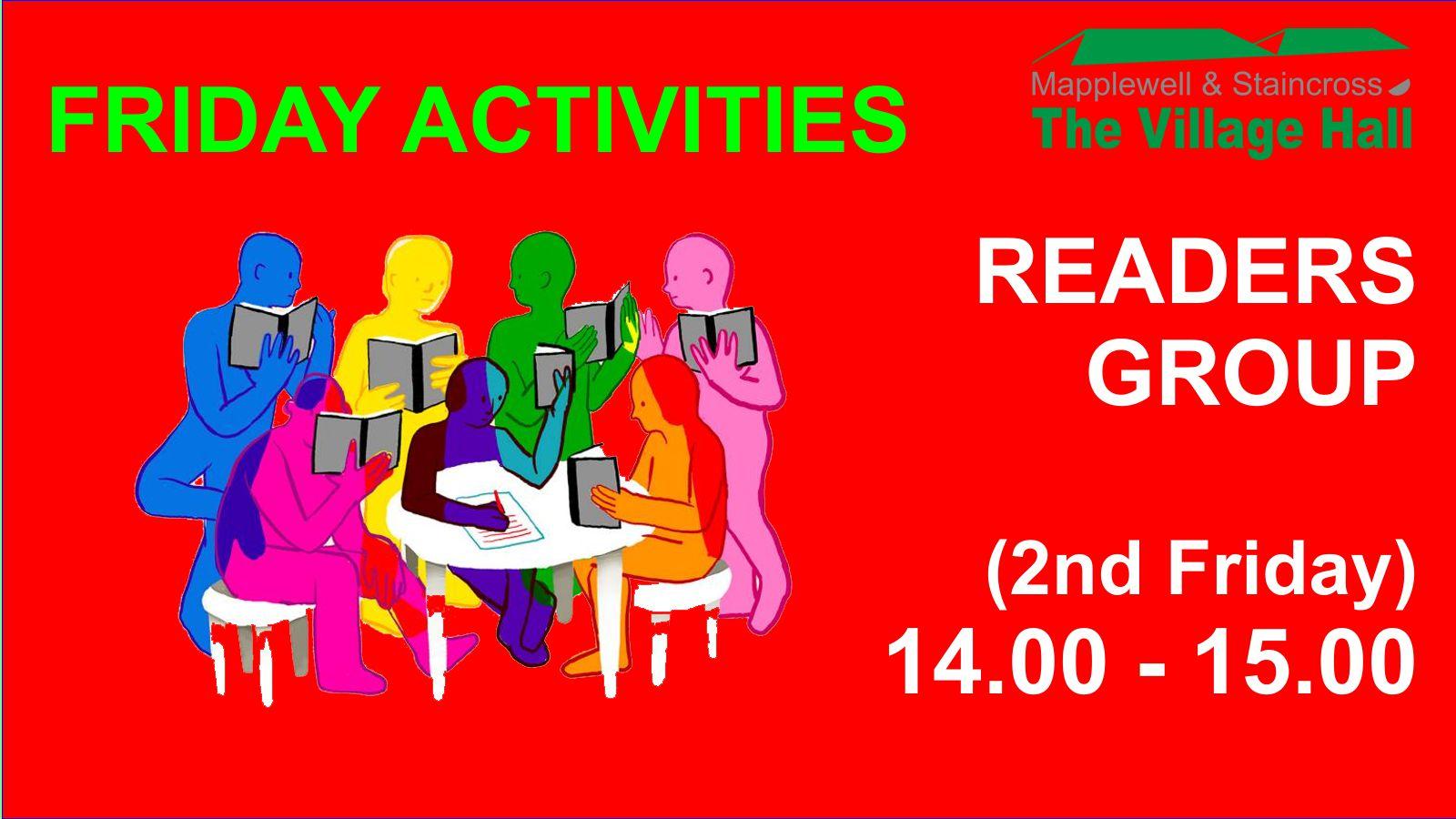 (C) Nick Hibberd Reading Group