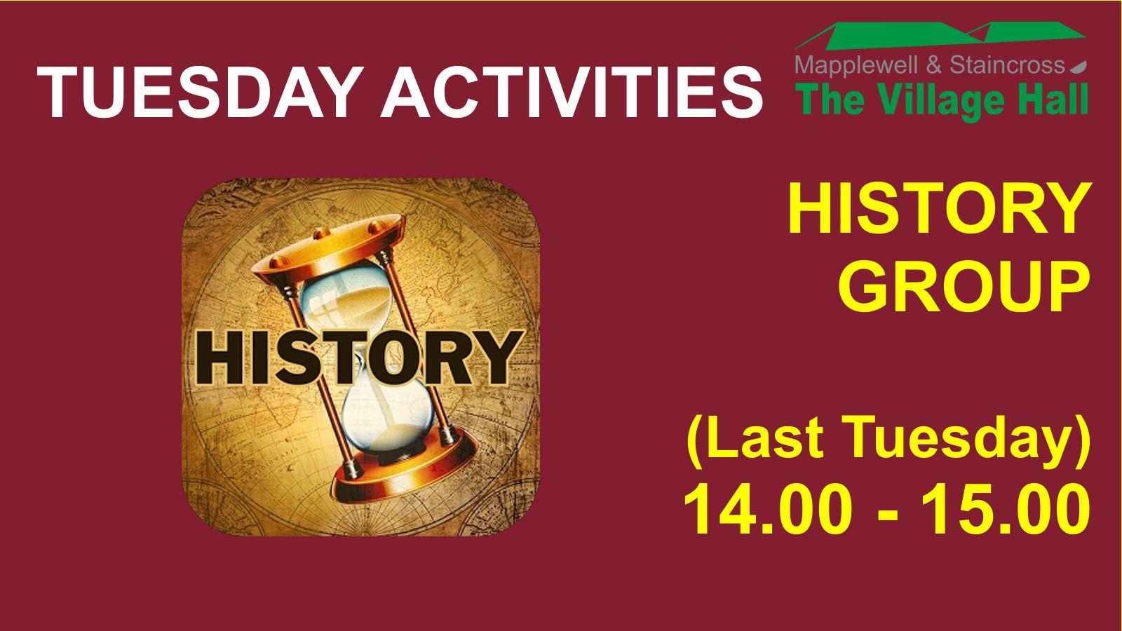 (C) Nick Hibberd - History Group