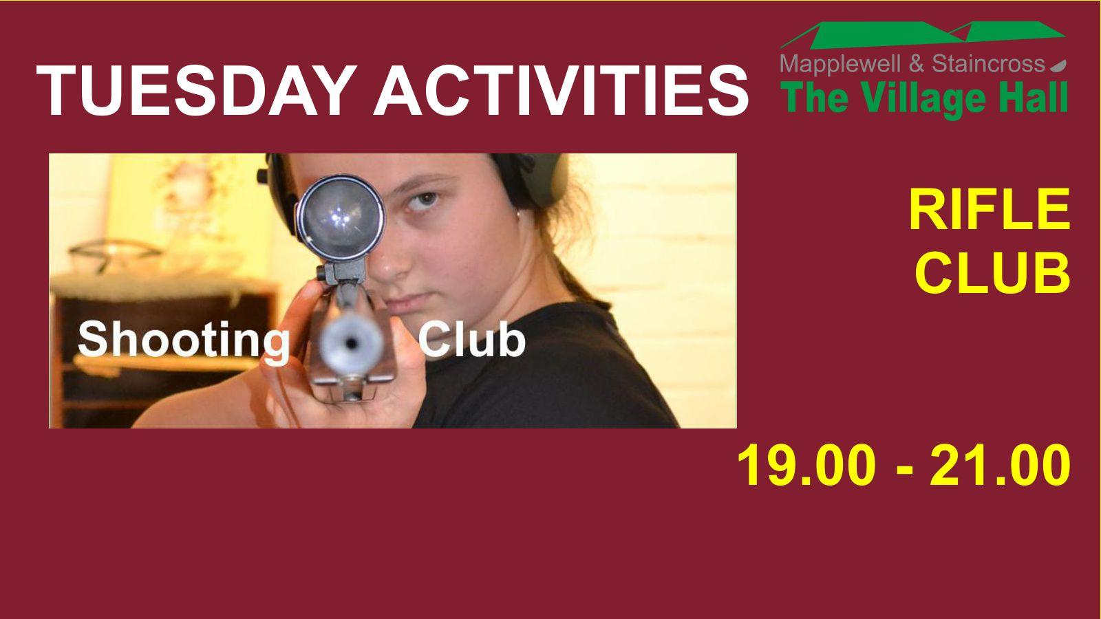 (C) Nick Hibberd - Rifle Club