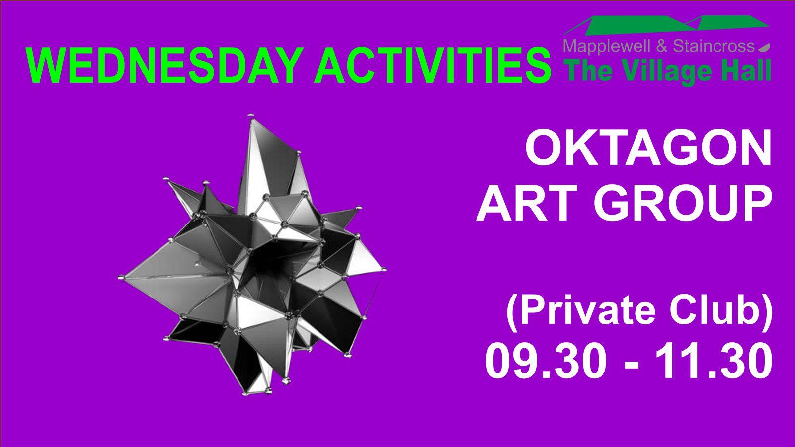 (C) Nick Hibberd Oktagon Art Group
