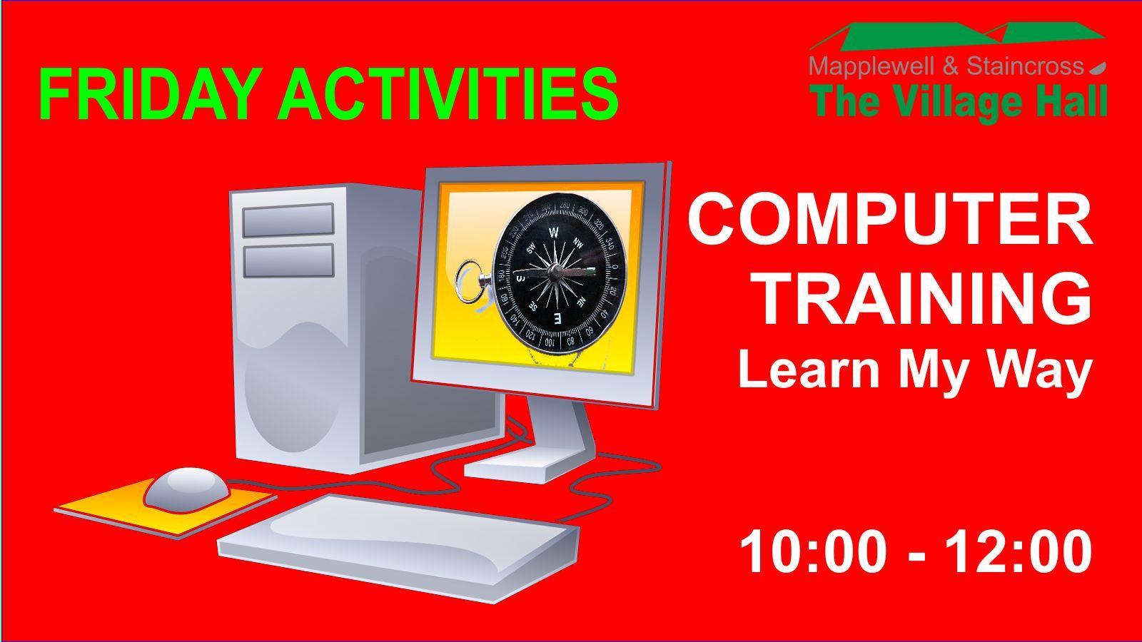 (C) Nick Hibberd Computer Training